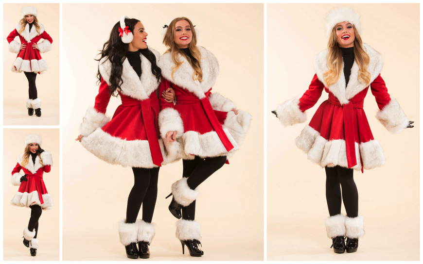 Christmas Girls - (Modellen S105,S106)