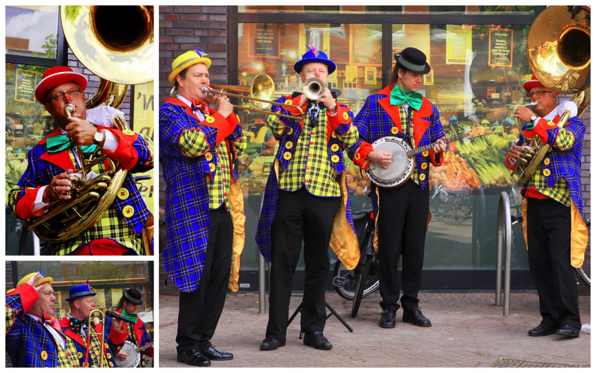Clowns Dixieland Looporkest (J11)