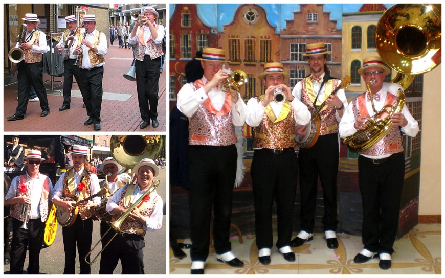 Hollands Chique Dixieland Looporkest (J31)