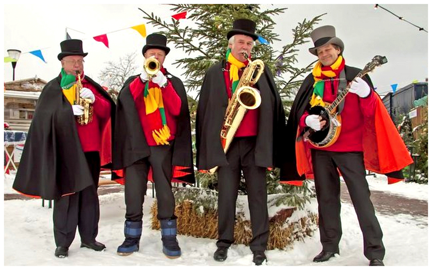Winter Dixieland Looporkest (J46)