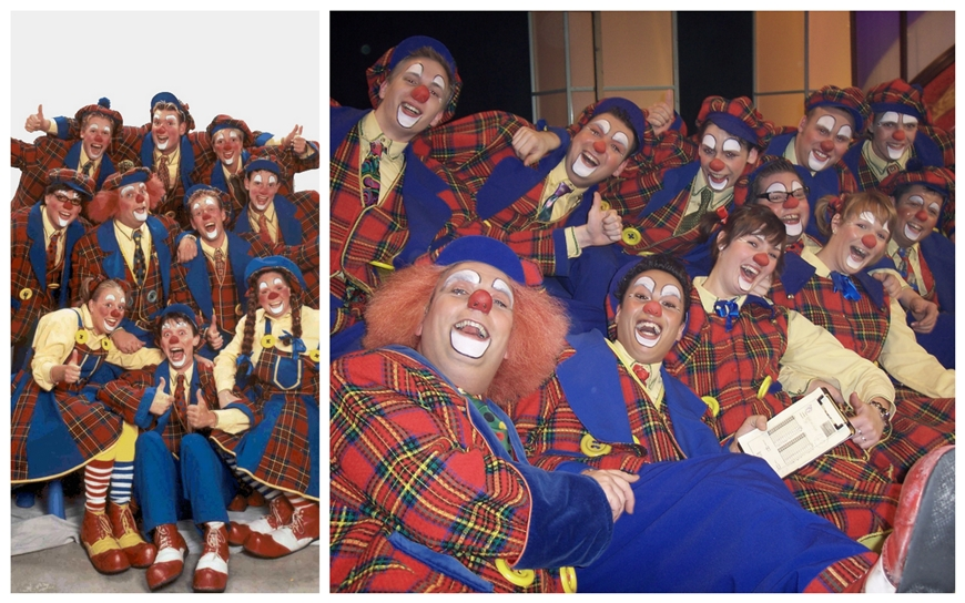 Clowns Groep - (Kinder Entertainment)