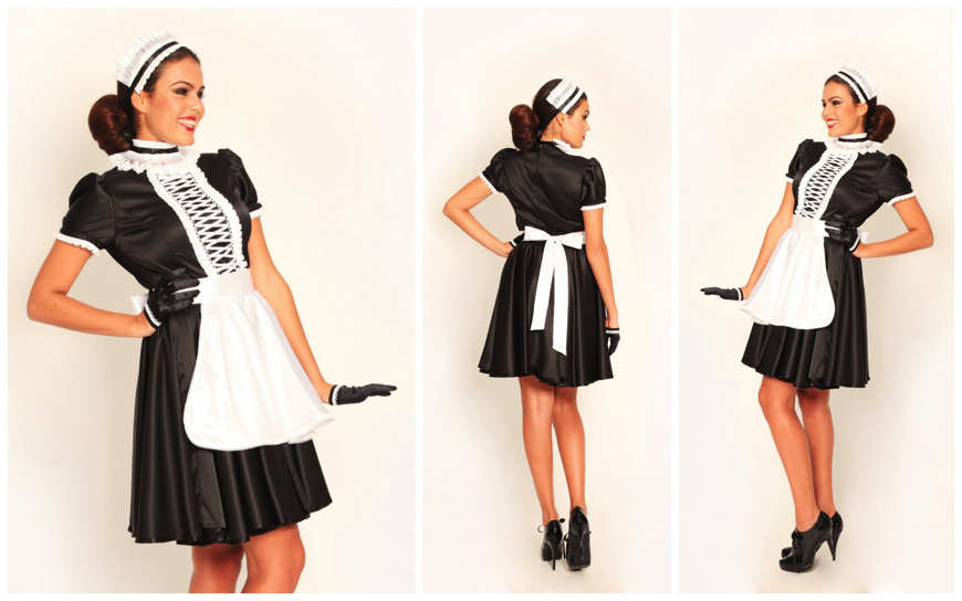 French Maid Girls - (Modellen S07)