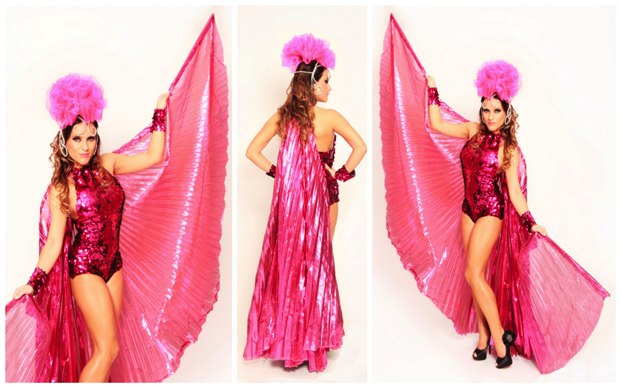 Pink Wings Girls - (Modellen S09)