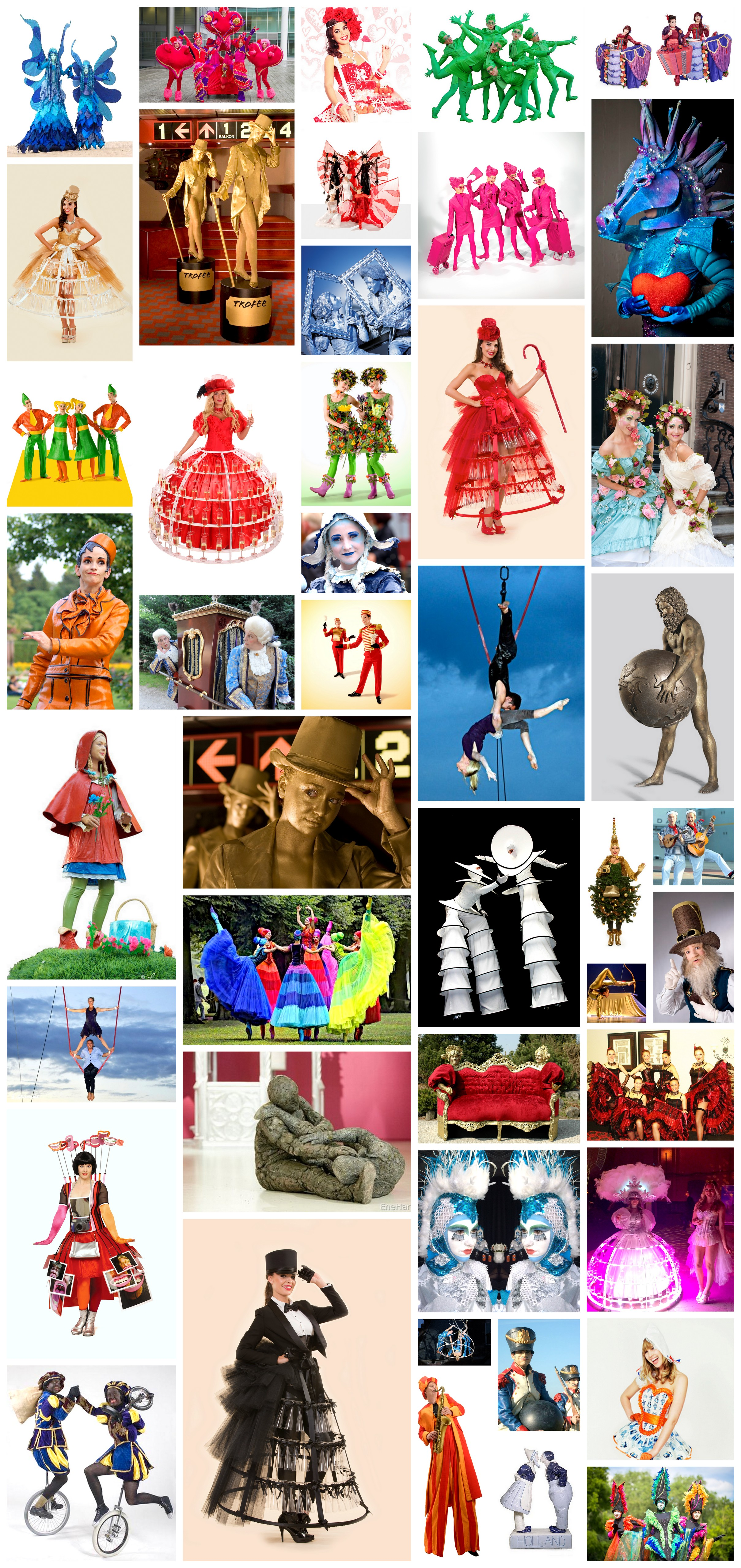 Collage 2 Prima Entertainment