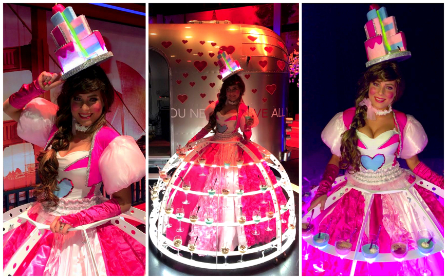 Candy/Cupcake/Dessert Diva - (Catering Act)
