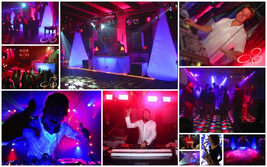 DJ Lounge Party's , 70e en 80e jaren Party's