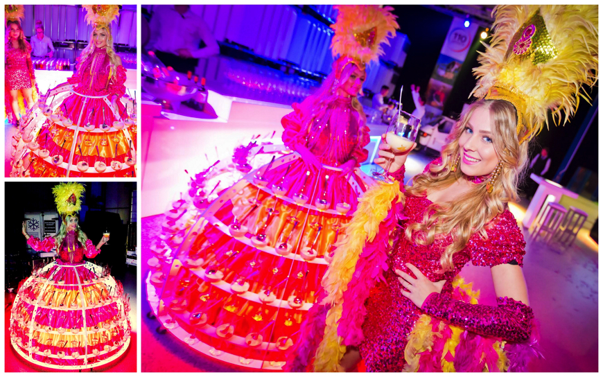 Tropical Diva - (Catering Act)